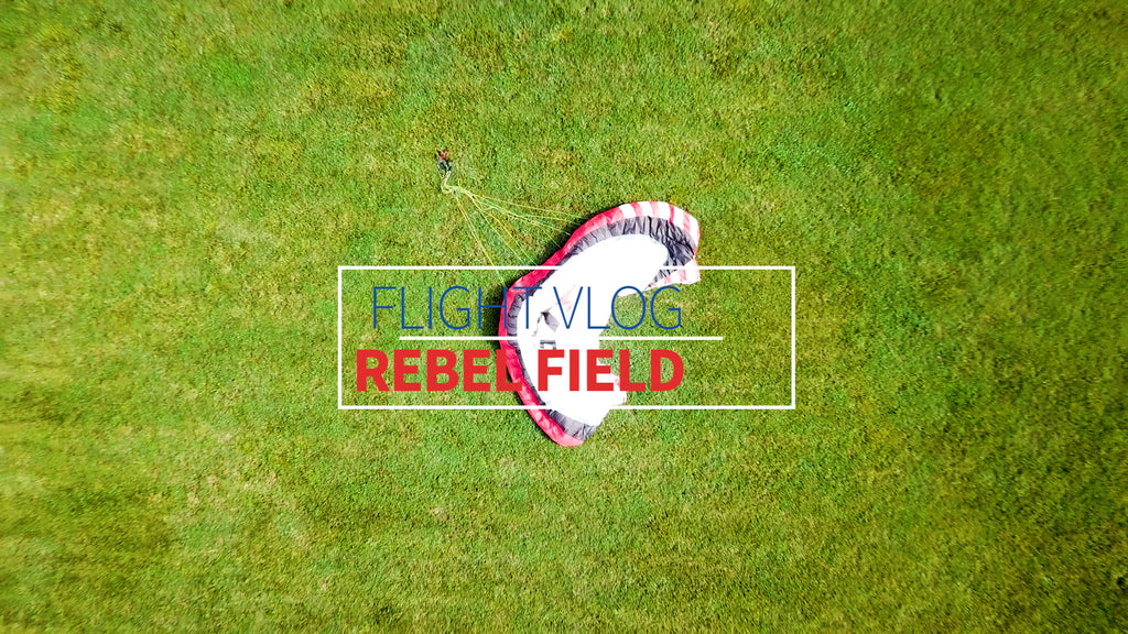 FLIGHT VLOG | Rebel Field - Insta 360 and Eprop Testing
