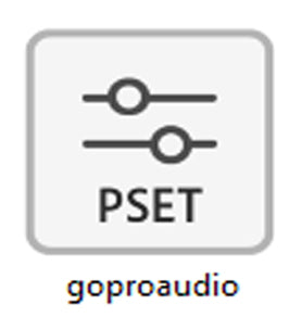 Premiere Pro GoPro Audio Preset for Paramotor - [Paramotor the Americas]