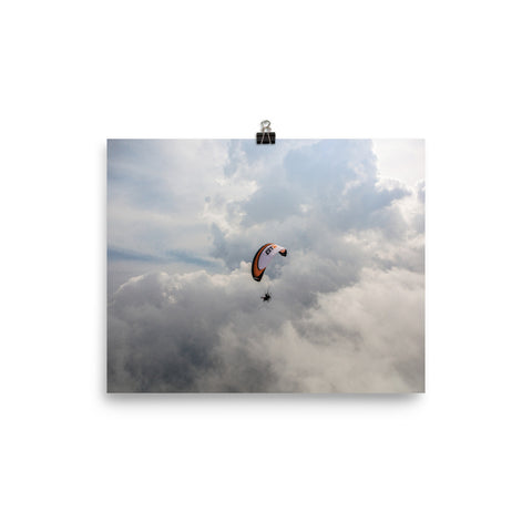 Poster Paper - To Heaven and Back: Paramotor the Americas