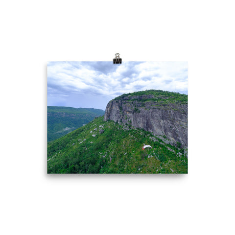 Linville Gorge Poster | Paramotor the Americas - [Paramotor the Americas]