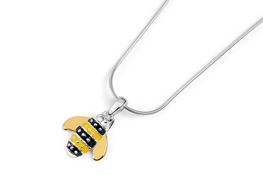 Bee Pendant 15mm