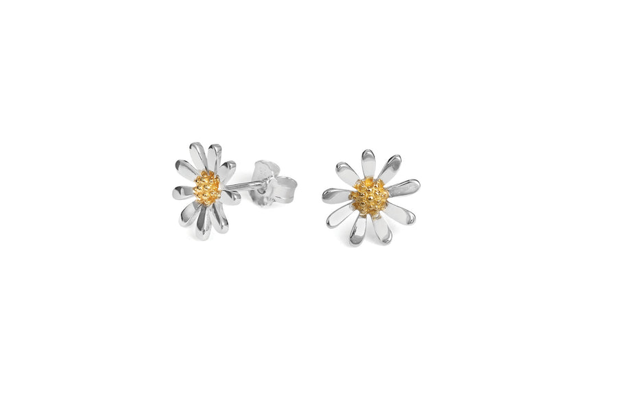 Daisy Earrings 12mm