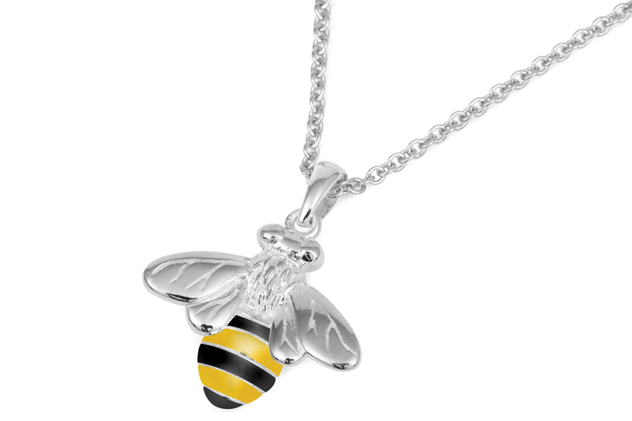 Bee Pendant 20mm