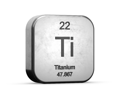 Why is titanium a solution against jewelery allergies?
