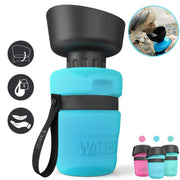 Dog Water Bottle Foldable
