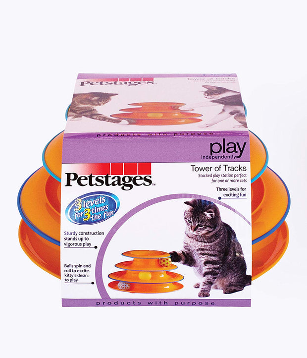 Petstages Cat Tracks Cat Toy