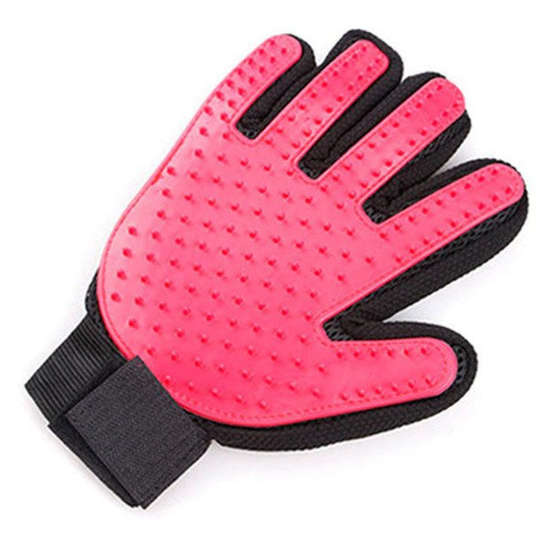 cat pet brush gloves
