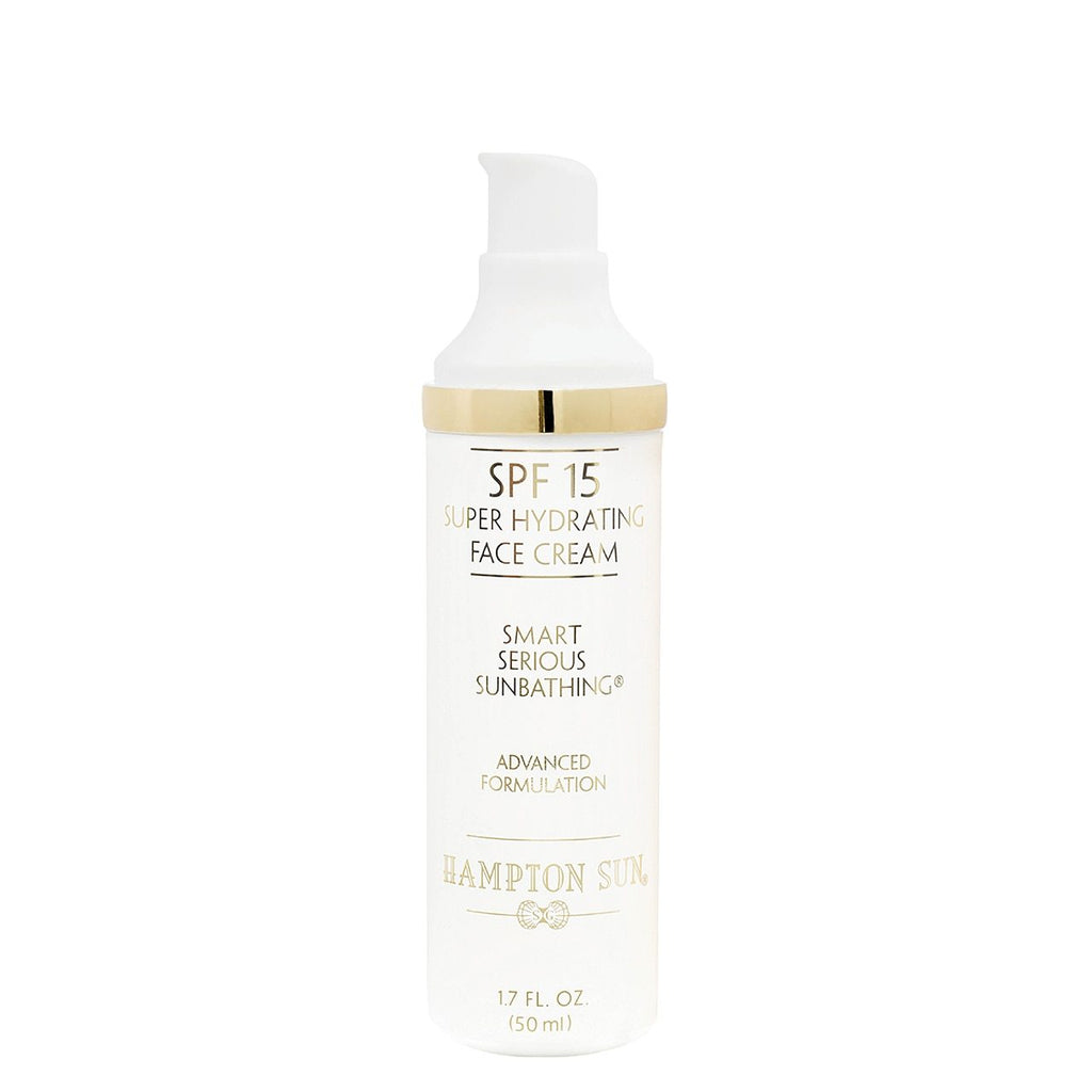HAMPTON SUN -SPF 15 Face Cream