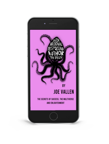 International Best-Selling Author Joe Vallen - Ebook - .EPUB and .MOBI
