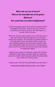 International Best-Selling Author Joe Vallen by Joe Vallen - Paperback