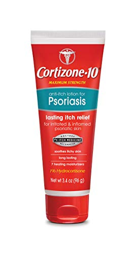 Cortizone-10 Anti Itch Lotion For Psoriasis