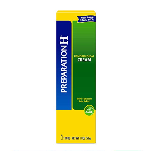 Preparation H Hemorrhoid Symptom Treatment Cream