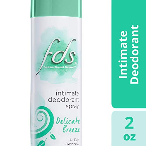 FDS Intimate Deodorant Spray All Day Freshness