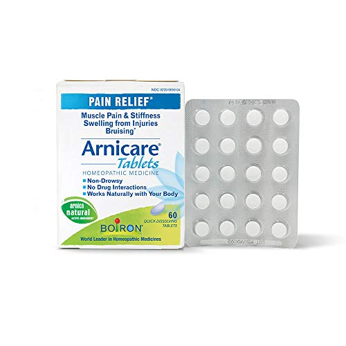 Boiron Arnicare Homeopathic Medicine Pain Relief