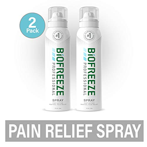 Biofreeze Professional Pain Relief Spray
