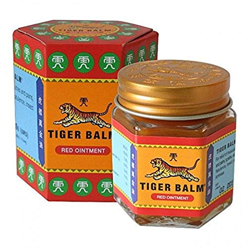Tiger Balm Red Extra strength Herbal