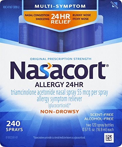 Allergy 0.57 Fl Ozr Nasal Spray