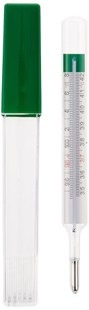 Geratherm Mercury Oral Glass Thermometer