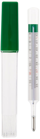 Geratherm Mercury Free Oral Glass Thermometer