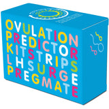 PREGMATE 50 Ovulation Test Strips Predictor Kit (50 LH)