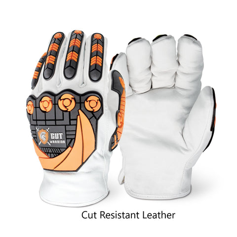 Cut Resistant Leather