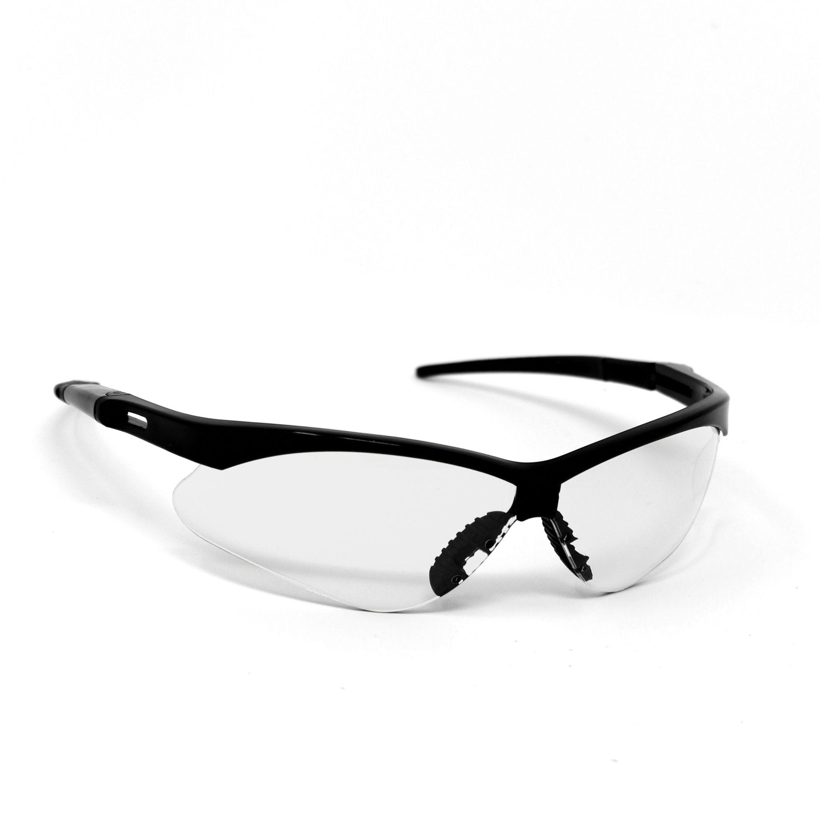 OPTIC MAX Clear Lens With Black Frame