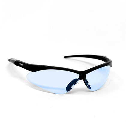 OPTIC MAX Light Blue Lens With Black Frame