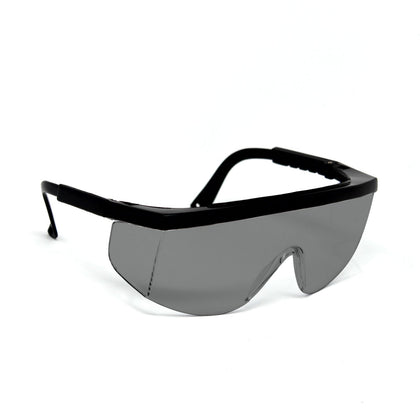 OPTIC MAX Gray Lens With Black Frame