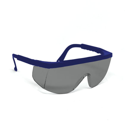 OPTIC MAX Grey Lens With Blue Frame