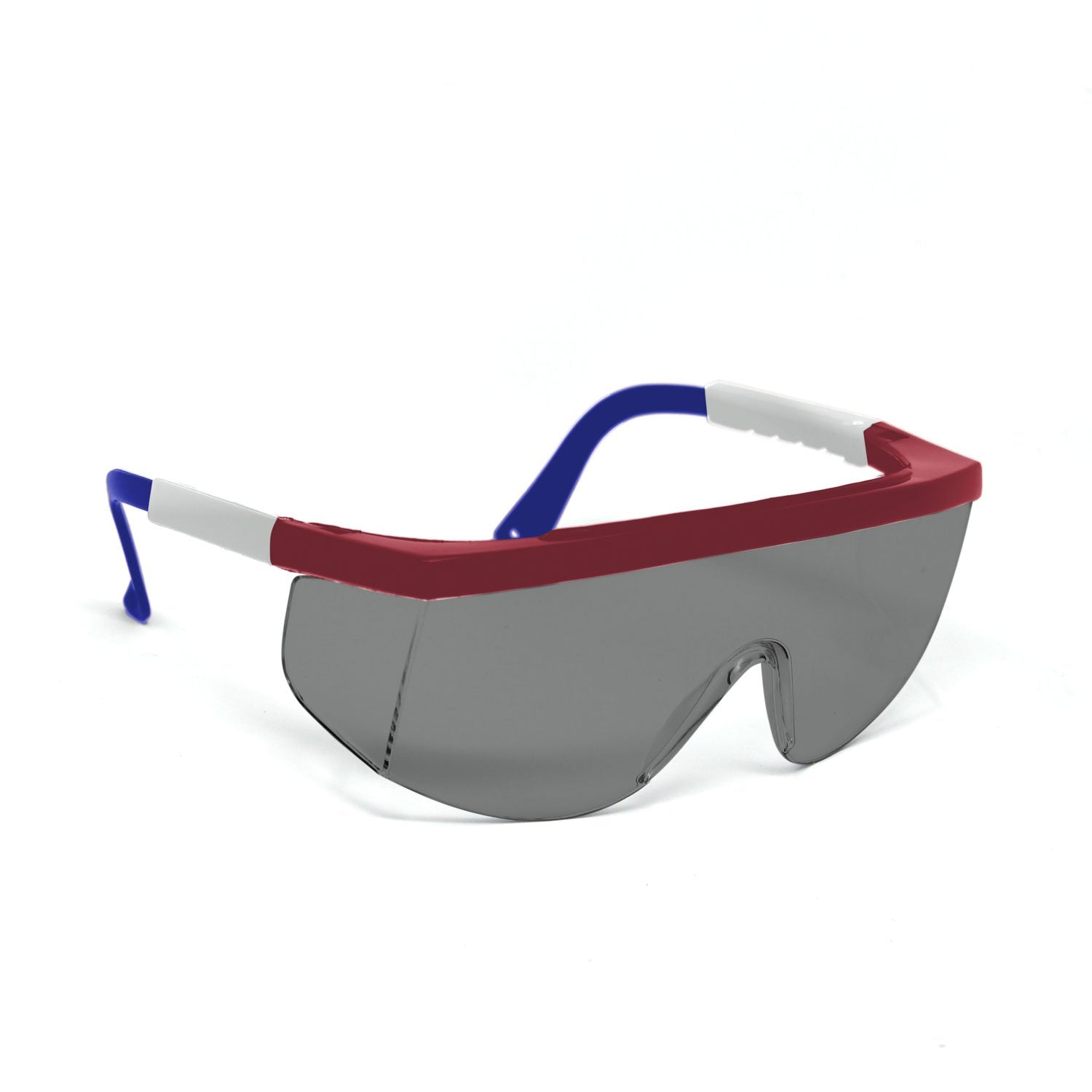 OPTIC MAX Grey Lens With Red/White/Blue Frame