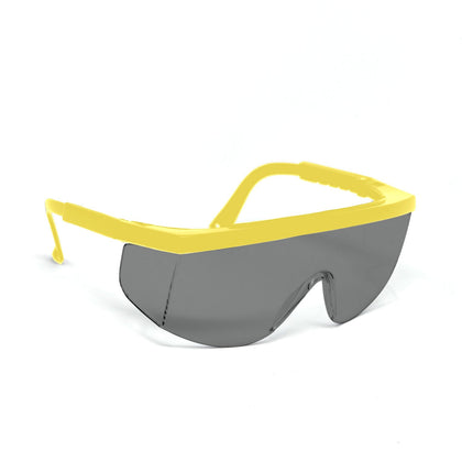 OPTIC MAX Grey Lens With Yellow Frame