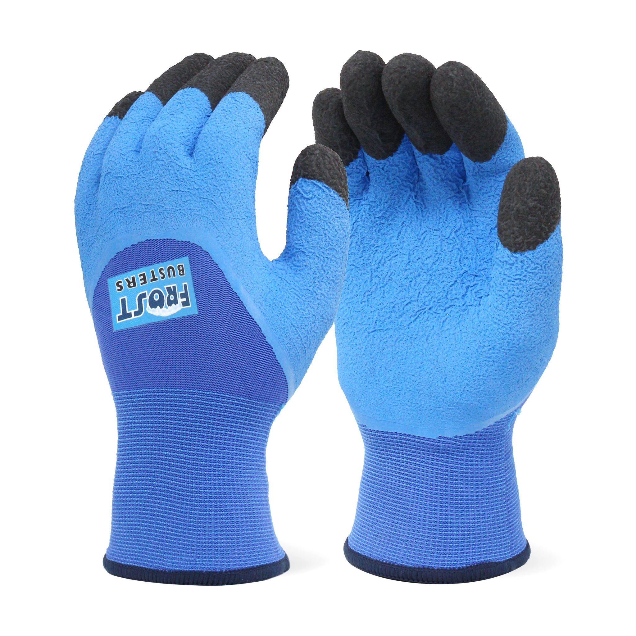 Frost Buster Thermal Winter Latex Coated Gloves