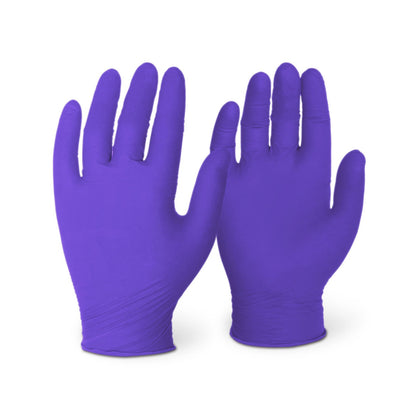 3 Mil Violet Nitrile (1,000 Gloves/Case)