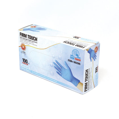 Kids Blue Nitrile Gloves (1,000 Gloves/Case)