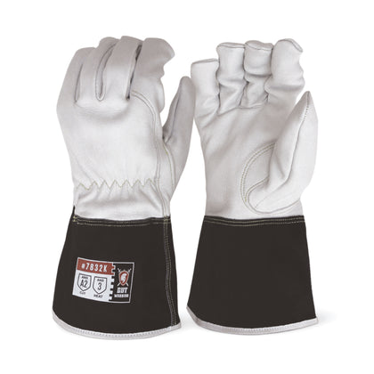 Cut Warrior Goat Grain Welder Glove