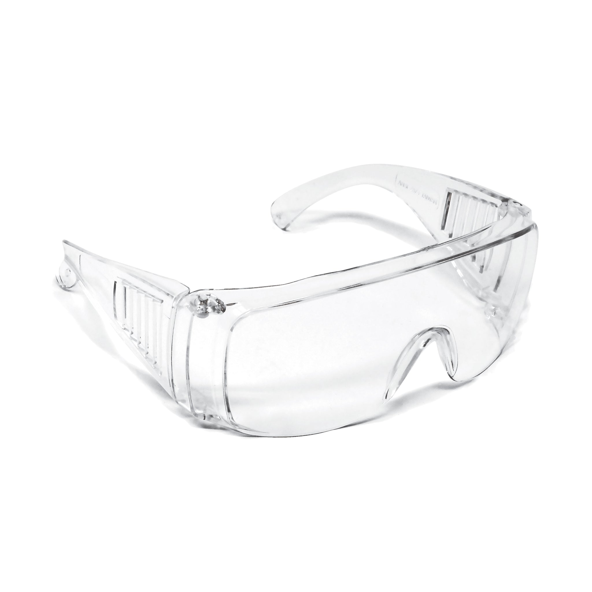 Visitor Safety Glasses Clear (12 Pack)