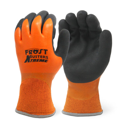 Frost Buster Xtreme Liquid-Proof Latex Coated Winter Gloves