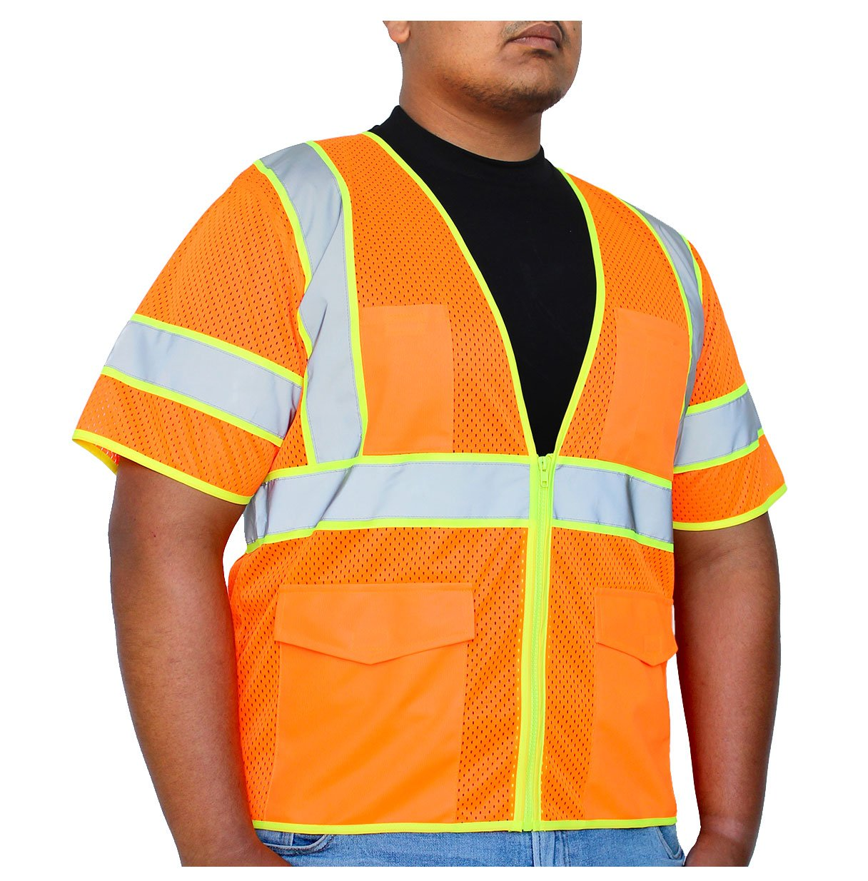 Class 3 - Vest With Sleeves