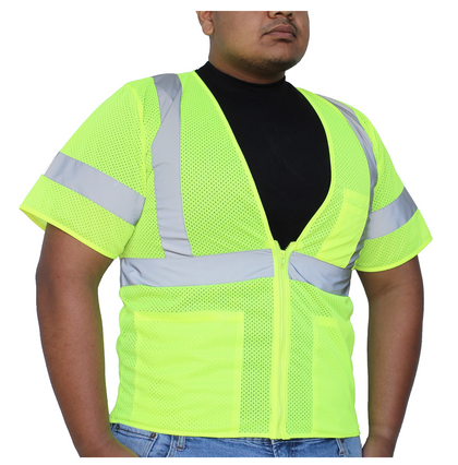 Class 3 - Vest With Sleeves (Multi-Pockets)