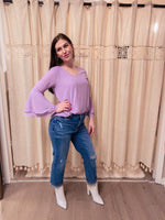 Lilac Blouse- multiple