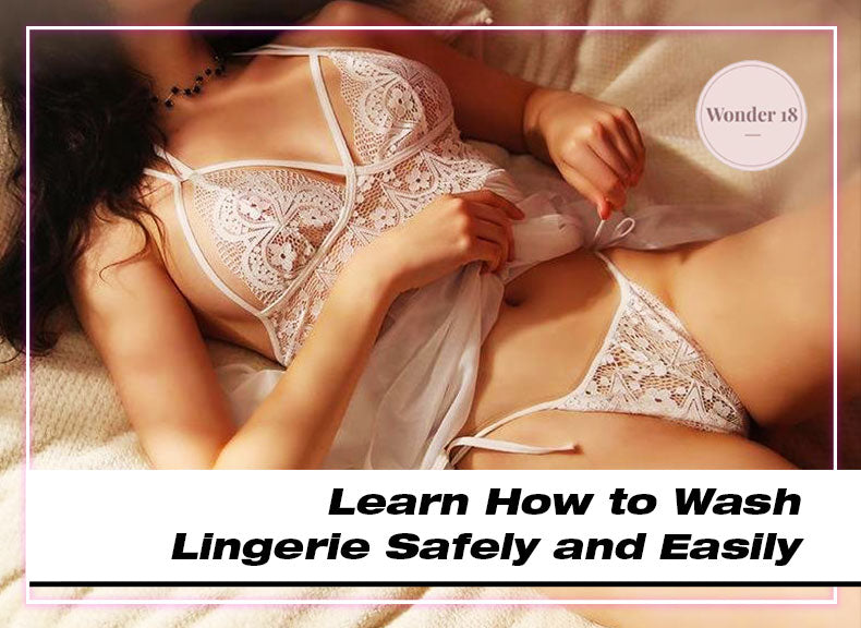 Learn How to Wash Lingerie Safely and Easily
