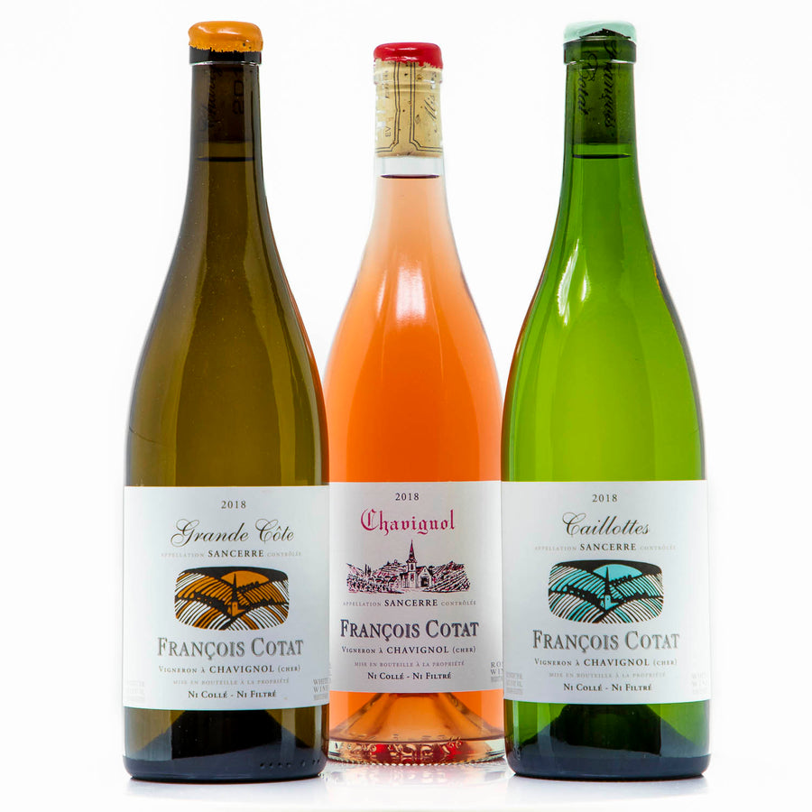 2018 Francois Cotat Sancerre Assortment