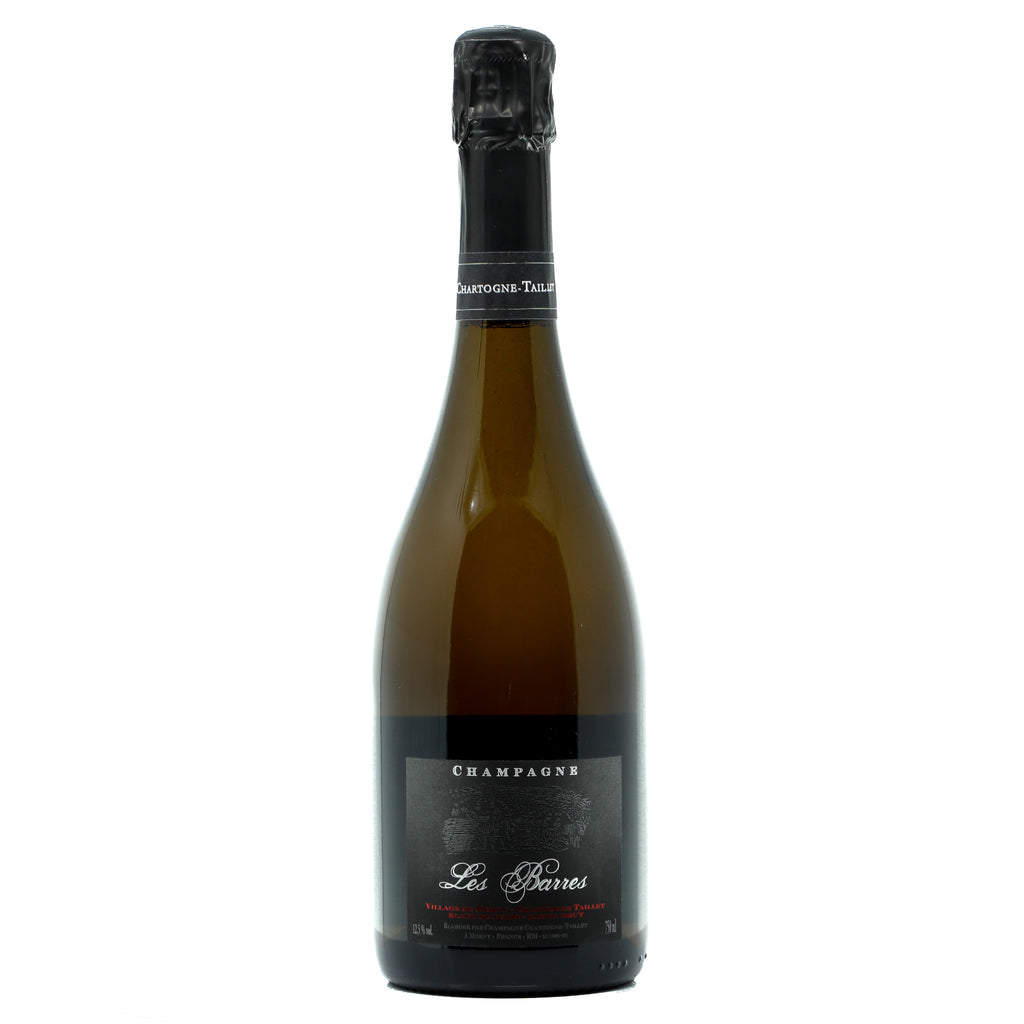 2015 Chartogne-Taillet Les Barres Extra Brut 07.18
