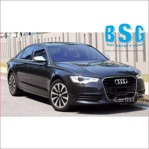 Audi A6 Rain Sensor Artwork 11- Windscreen - Windscreen