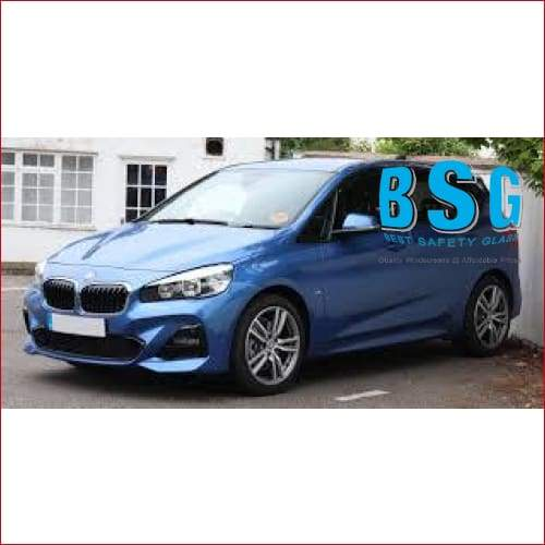 BMW 2 Series Active Tourer F45 Rain Sensor Artwork 15-18 Windscreen - Windscreen