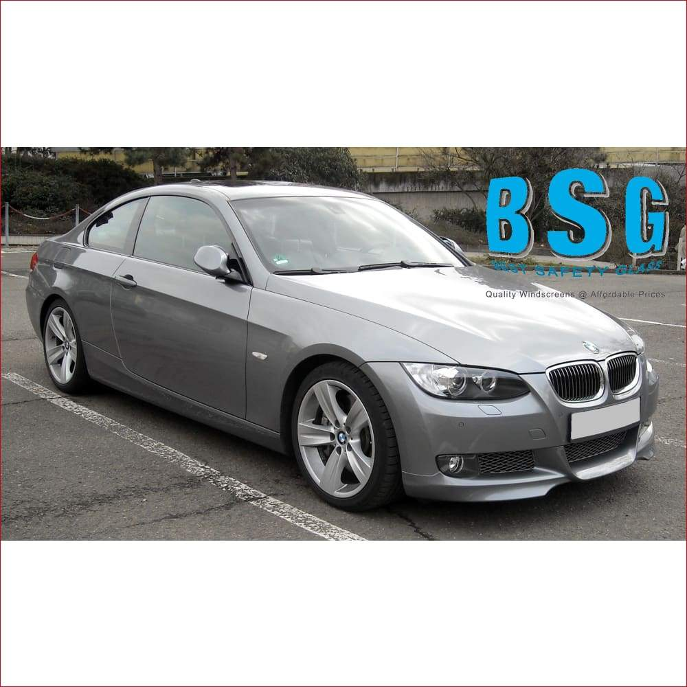 BMW 3 Series E92 2 Door Coupe Rain Sensor Artwork 06-12 Windscreen - Windscreen