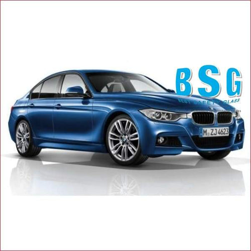 BMW 3 Series F30 Rain Sensor & Camera (Lane Departure/Night Vision) Artwork 12- Windscreen - Windscreen