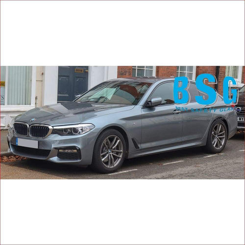 BMW 5 Series G30 Rain Sensor & Camera Artwork without heated line 17- Windscreen - Windscreen