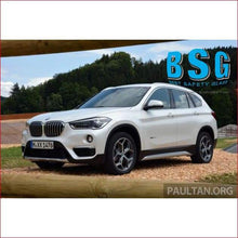 Load image into Gallery viewer, BMW X1 II F48 Rain Sensor Artwork 16- Windscreen - Windscreen