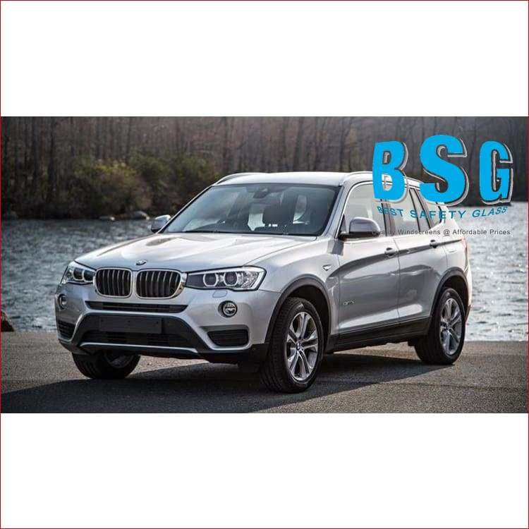 BMW X3 II F25 Bigger Rain Sensor Artwork 166mm from top 10-17 Windscreen - Windscreen